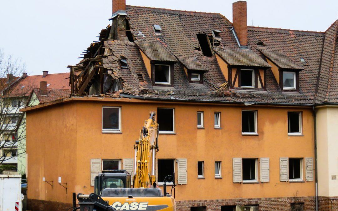 Faites attention à l'amiante avant toute rénovation d'une vieille maison