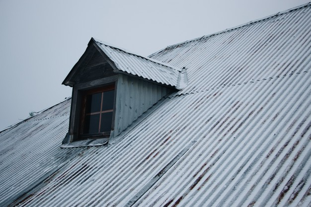 Procédure et processus de rénovation d'une toiture